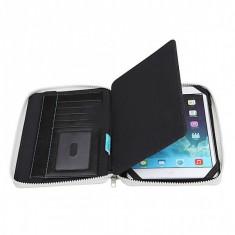 Husa Textil Apple iPad Mini 2, 7.9'', Rock Simplicity Gri