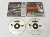 Joc Sony Playstation 1 PS1 PS One - Resident Evil 2, Single player, Actiune, Toate varstele