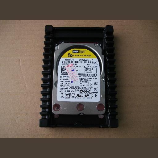 Hard disk Western Digital Velociraptor WD800HLFS 80GB 10.000 RPM 2.5''