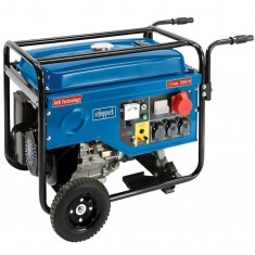 Generator de curent pe benzina SG7000 3600 W Scheppach SCH5906210901 13 cp