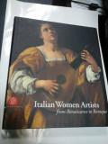 ITALIAN WOMEN ARTISTS FROM RENAISSANCE TO BAROQUE - album
