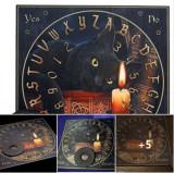 Placă Ouija Vocile spiritelor+cadou set rune, Chrysler
