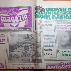 Magazin 5 aprilie 1969-28 de zile pe crestele carpatilor meridionali