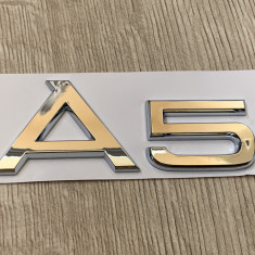 Emblema Logo Sigla haion Audi A5