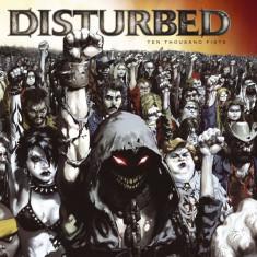 Disturbed Ten Thousands Fists (cd)