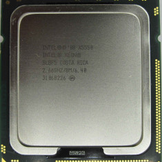 Procesor  Intel® Xeon® Processor X5550  4cores/8 threads socket LGA 1366, Intel Xeon, 4