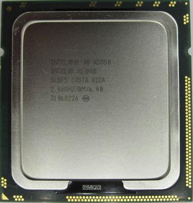 Procesor  Intel® Xeon® Processor X5550  4cores/8 threads socket LGA 1366 foto