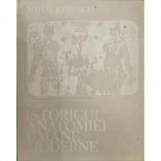 Istoricul anatomiei umane moderne - Mihai Ionescu