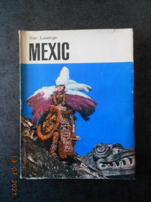 HANS LEUENBERGER - MEXIC foto