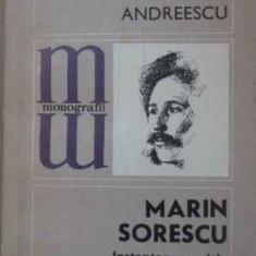 MARIN SORESCU INSTANTANEU CRITIC - MIHAELA ANDREESCU