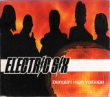 CD Electric Six ‎– Danger! High Voltage