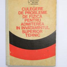 Probleme de fizica pt admiterea in invatamantul superior - Tr. I. Cretu s.a.