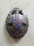 Insigna Academia Militara Alma Mater