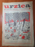 revista urzica 15 august 1989-revista de satira si umor