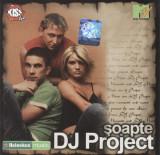 CD DJ Project – Șoapte, original, fara coperta