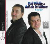 CD Vali Vijelie & Adi De La Vâlcea – De Nepretuit, original, manele