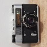 Aparat foto vintage FED-3, cu film