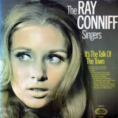 Disc Vinil -  The Ray Conniff Singers* ‎– It's The Talk Of The Town