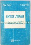 Cumpara ieftin Sinteze Literare - Gh. Puiu, F. Gavril