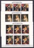 Yemen  1968  pictura  MI 503-508  minicoli de 6 serii   MNH  w66 MI=72eu