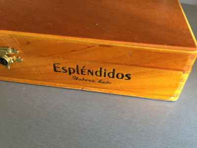 Cutie cu trabucuri Cohiba Esplendidos foto