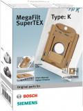 Sac aspirator Bosch BBZ41FK, hartie, 4 bucati