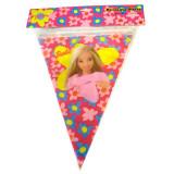 Banner stegulete Barbie Flowers
