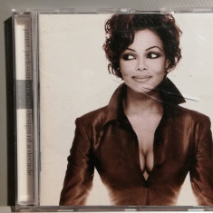 Janet  Jackson - Best of  (1995/A & M /Germany) - CD ORIGINAL/stare : F.Buna