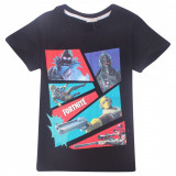 Tricou FORTNITE T-Shirt PUZZLE 9-12 ani + Bratara CADOU !!