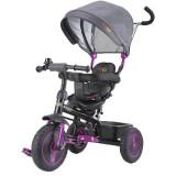 Tricicleta pentru copii Toyz Buzz EN-71M, Mov