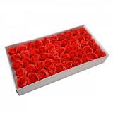 Trandafiri sapun parfumati, Set 50 trandafiri sapun