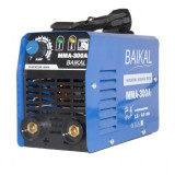 Invertor sudura MMA Baikal 300, 300A, Semi-Profesional, max 4 mm electrod, ProCraft