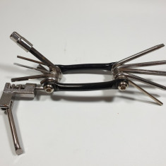 Cheie - Chei Universale + Presa Lant Bicicleta