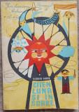 Cate-n luna si in stele - Viorica Huber// ilustratii D. Ionescu