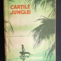 Cartile junglei- R. Kipling Editura: Tineretului