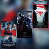 Poster Batman V Superman Dawn Of Justice  Afis A3