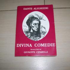 DIVINA COMEDIE DANTE ALIGHERI