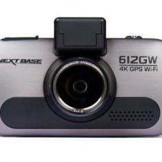 Camera auto DVR NextBase 612GW, 4K, Display LED 3inch, 150⁰ unghi de vizualizare, Senzor G, Wi-Fi, GPS (Negru)