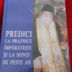 Arhimandrit Cleopa Ilie Predici la praznice împărătești și la sfinți de peste an