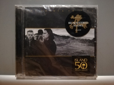 U2 - The Joshua Tree(2007/Island/Germany) - CD ORIGINAL/Sigilat/Nou foto