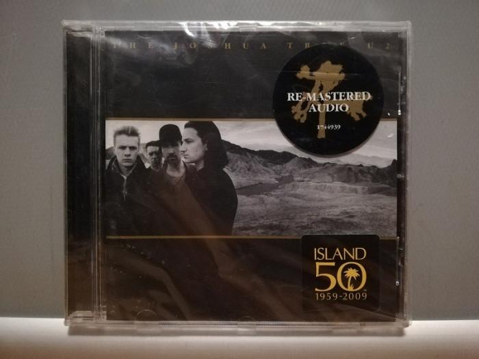 U2 - The Joshua Tree(2007/Island/Germany) - CD ORIGINAL/Sigilat/Nou