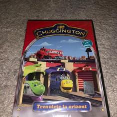 DVD Desene animate - Chugginton