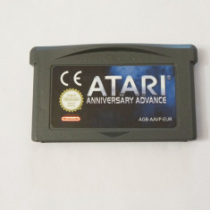 Joc Nintendo Gameboy Advance GBA - ATARI Anniversary Advance