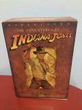 BoxSet DVD Indiana Jones (primele 3 filme) (+BONUS DISC) (editie colectie) , NOU