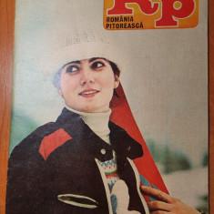 romania pitoreasca februarie 1986-articol si foto predeal,statiunea borsa,tusnad