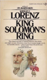 King Solomon's Ring New Light on Animals Ways / Konrad Z. Lorenz