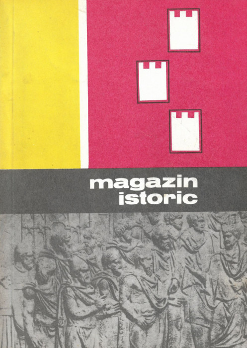 Magazin Istoric - anul 4 - nr. 9 (42) - septembrie 1970 (C195)