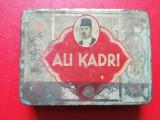 Cutie tigari tigarete Ali Kadri Ada Kaleh