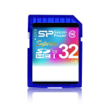 Card Silicon Power SDHC 32GB Clasa 10 UHS-1 U3 Superior