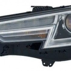 Far Audi A4/S4 (B9), 11.2015-, partea Dreapta, electric, tip bec D5S+H8+LED+PWY24W, bi-xenon, cu lumini de zi, fara becuri, fara balast, fara motoras,